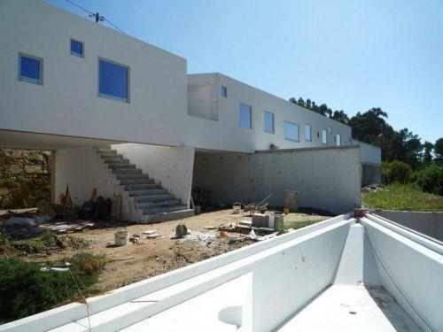 Construção de Moradia Geminada em Cristelo - Caminha