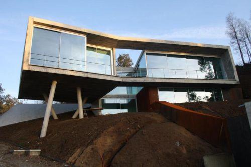Moradia de Arquitetura Moderna em Vila Nova de Cerveira