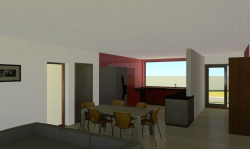 vista interir sala+cozinha
